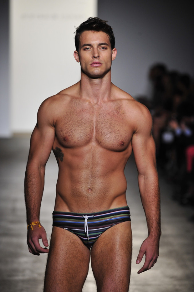 Parke & Ronen Spring 2012 Collection