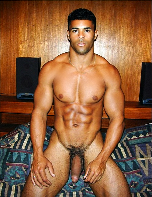 Hung black men